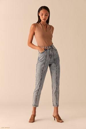 Брюки джинсовые женские LOVE REPUBLIC