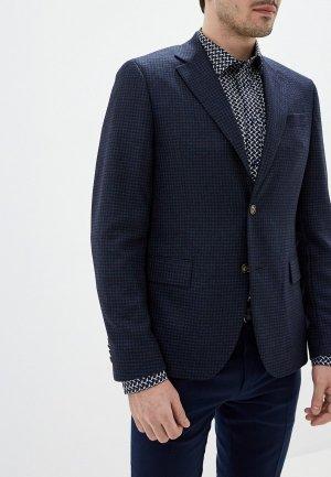 Пиджак Sand SHERMAN. Цвет: синий