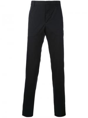 Костюмные брюки-чинос Prada