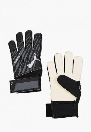 Перчатки вратарские PUMA ULTRA Grip 4 RC. Цвет: серый