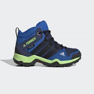 Ботинки AX2R ClimaProof Mid Performance adidas. Цвет: черный