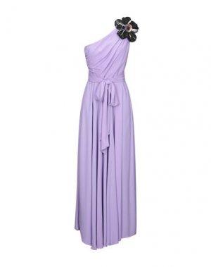 Длинное платье HANITA. Цвет: сиреневый