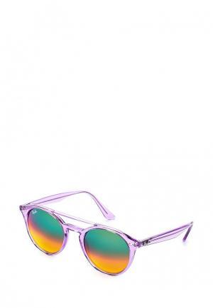 Очки солнцезащитные Ray-Ban® RB4279 6280A8. Цвет: фиолетовый
