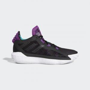 Баскетбольные кроссовки Dame 6 Performance adidas. Цвет: черный