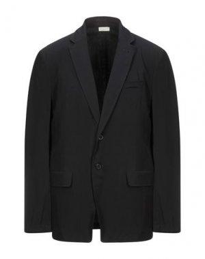 Пиджак DRIES VAN NOTEN. Цвет: черный