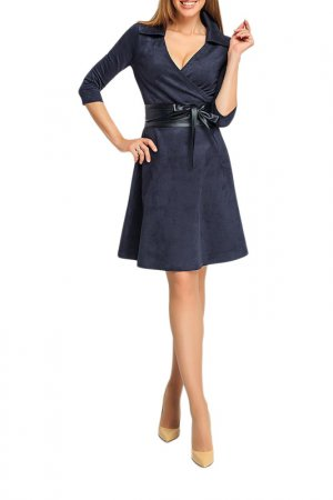 Платье Giulia Rossi. Цвет: графитовый