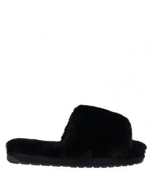 Сандалии EMU. Цвет: черный
