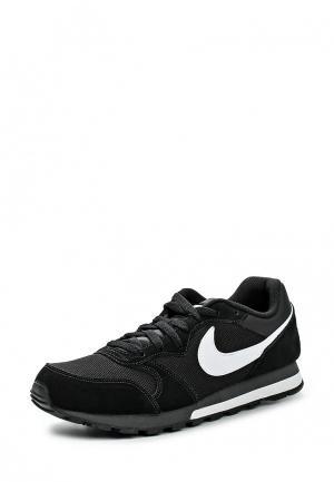 Кроссовки Nike Mens MD Runner 2 Shoe. Цвет: черный