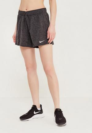 Шорты спортивные Nike Womens Training Shorts. Цвет: серый