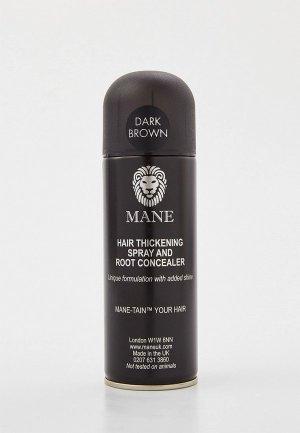 Консилер Mane Dark brown (темно-коричневый), 200 мл. Цвет: коричневый