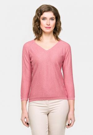 Пуловер Vera Moni. Цвет: розовый