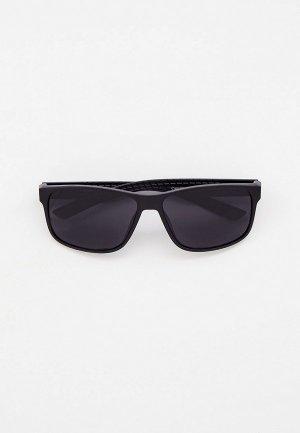 Очки солнцезащитные Greywolf GW5100. Цвет: черный