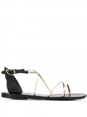 Сандалии Meloivia Ancient Greek Sandals. Цвет: черный