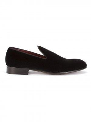 Слиперы Milano Dolce & Gabbana. Цвет: черный