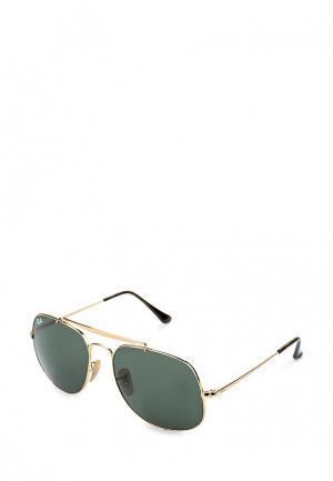 Очки солнцезащитные Ray-Ban® RB3561 001. Цвет: золотой