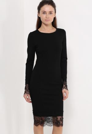 Платье Zerkala. Цвет: черный