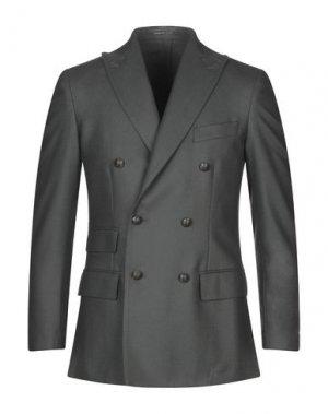 Пиджак ROYAL ROW. Цвет: темно-зеленый