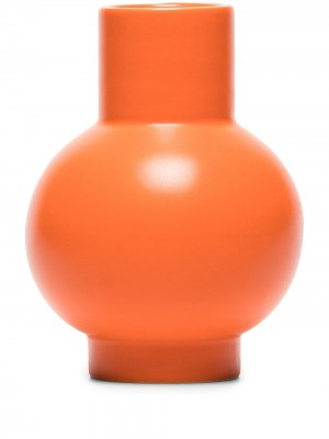 Маленькая ваза Strøm raawii. Цвет: оранжевый