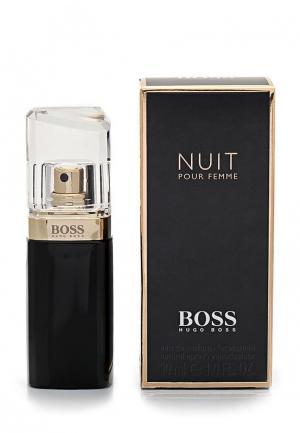 Парфюмерная вода Hugo Boss Nuit 30 мл. Цвет: белый