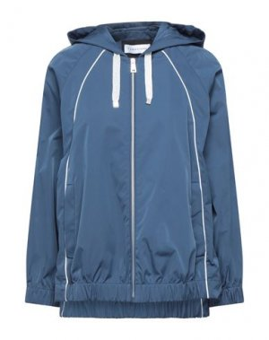 Куртка CARACTÈRE. Цвет: темно-синий