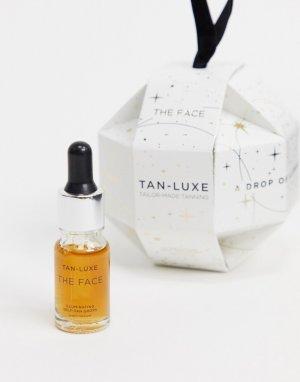 Автозагар для светлой/средне-смуглой кожи  Glow Bauble, 10 мл-Бесцветный Tan Luxe