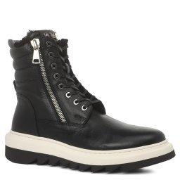 Ботинки QU12 черный 4US CESARE PACIOTTI