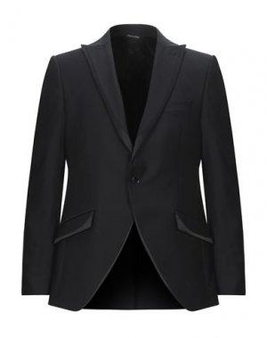Пиджак MAESTRAMI EVOLUTION. Цвет: черный