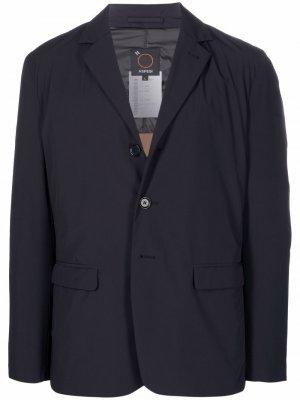Куртка-пиджак на пуговицах Aspesi. Цвет: черный