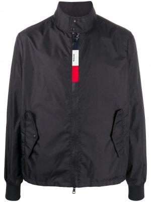 Куртка свободного кроя Moncler. Цвет: черный