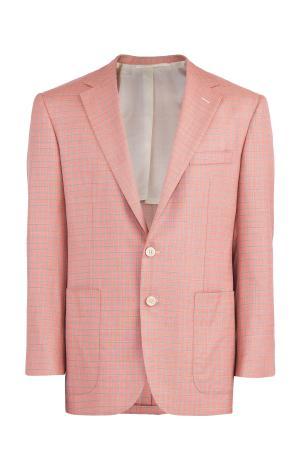 Пиджак STEFANO RICCI. Цвет: оранжевый