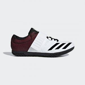 Шиповки для легкой атлетики adizero HJ Performance adidas. Цвет: красный