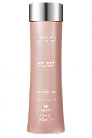 Шампунь для контроля и гладкости Caviar Anti-Aging Anti-Frizz Shampoo, 250 ml Alterna. Цвет: без цвета