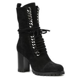 Ботинки 1R607E080 черный CASADEI