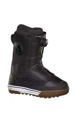 Ботинки для сноуборда MN AURA Vans. Цвет: черный