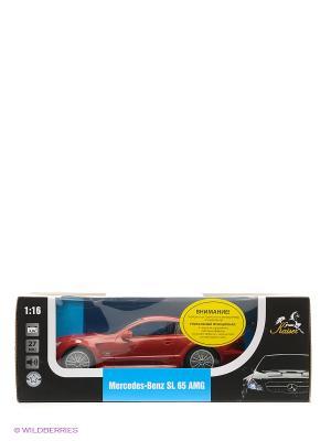 Модель р/у Mercedes-Benz SL65 KAISER. Цвет: красный