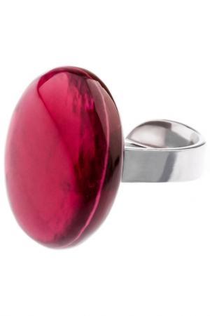 Кольцо Culture Mix. Цвет: бордовый