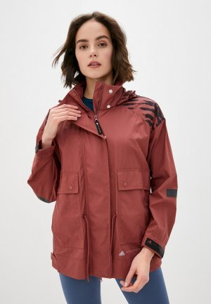 Ветровка adidas by Stella McCartney RUN ULT JACKET  CLARED. Цвет: красный