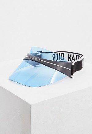Козырек Christian Dior DIORCLUB1 J0F. Цвет: синий