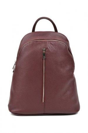 Backpack CARLA FERRERI. Цвет: bordeaux