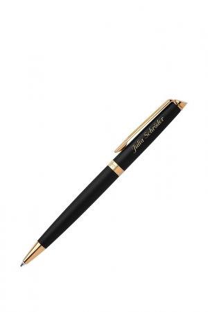 Ручка шариковая Waterman. Цвет: черный