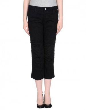 Джинсовые брюки-капри Y-3. Цвет: черный