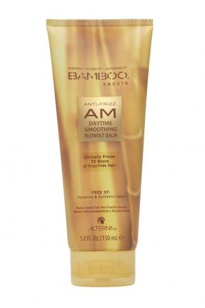 Полирующий бальзам для волос Bamboo Smooth Anti-Frizz AM Daytime Smoothing Blowout Balm 150ml Alterna. Цвет: multicolor