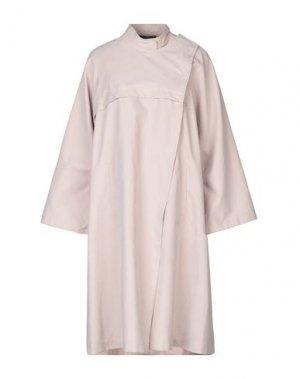 Легкое пальто SOALLURE. Цвет: светло-розовый