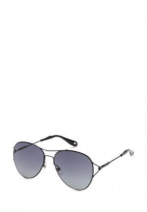 Очки солнцезащитные Givenchy GV 7005/S 006. Цвет: черный