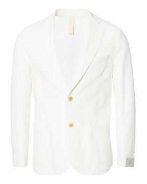 Пиджак A70GIAA01 54 молочный Eleventy. Цвет: молочный