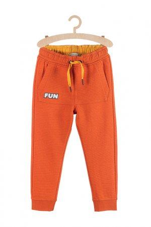 Брюки спортивные 5.10.15.. Цвет: оранжевый
