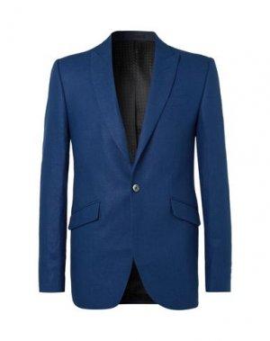 Пиджак FAVOURBROOK. Цвет: синий