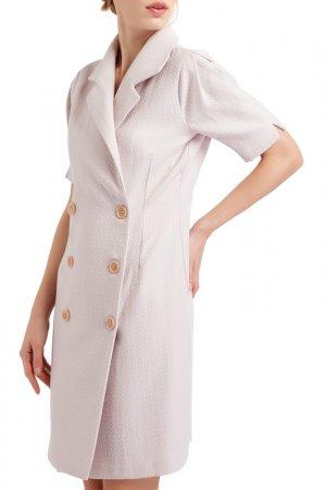 Платье BGN. Цвет: soft pink / телесный