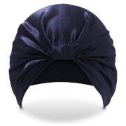 Тюрбан для волос SILKE Hair Wrap Kate - Navy London