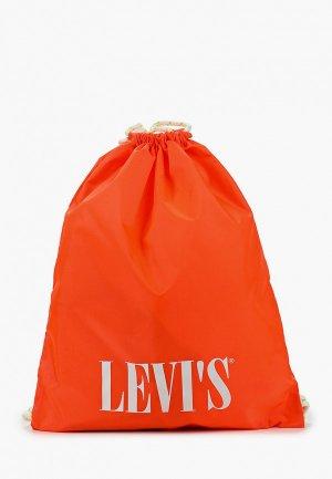 Мешок Levis® Levi's®. Цвет: оранжевый